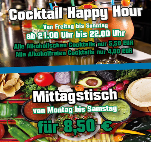 Happy Hour Aktion